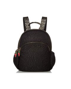 Betsey Johnson Strap Happy Backpack - Leopard