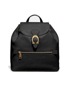 Coach Women's Evie Backpack - Black
