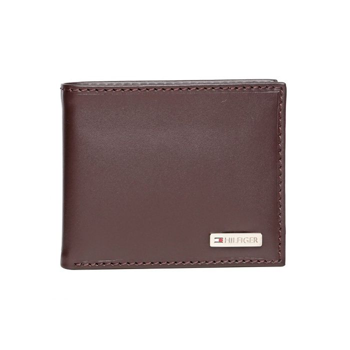 Tommy Hilfiger Passport Bill Fold Men's Wallet