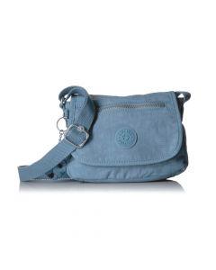 Kipling Sabian Mini Crossbody - Blue Beam
