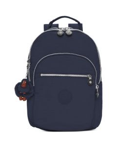 Kipling Seoul Go Large Backpack - Blue