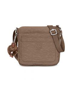 Kipling Sebastian Small Bag - Soft Earthy Beige