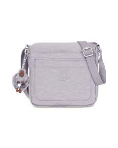 Kipling Sebastian Core Small Handbag - Slate Grey