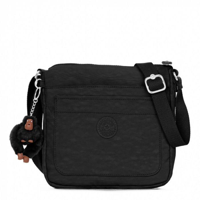 Kipling Sebastian Core Small Handbag - Black