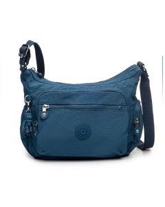 Kipling Gabby S Medium Crossbody Handbag - Mystic Blue