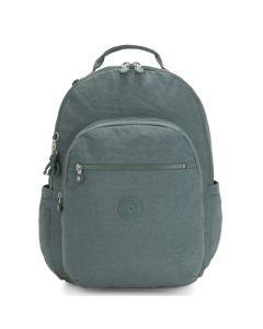 "Kipling Seoul Extra Large 17"" Laptop Backpack Light Aloe"