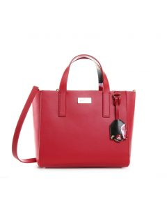 Kate Spade Putnam Drive Hazy Rose Mini Nelle Crossbody Bag - Rooster Red