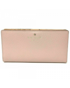 Kate Spade Grand Street Stacy Bifold Wallet - Warm Vellum