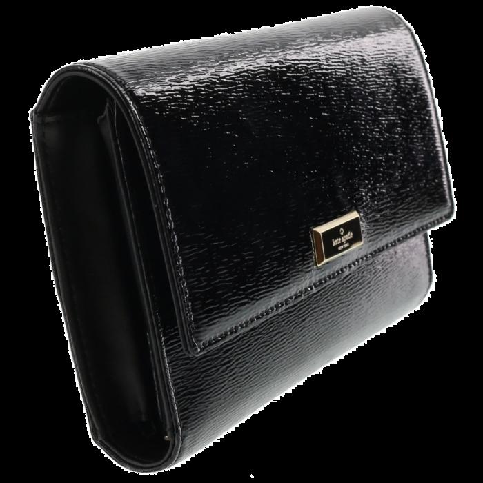 Kate Spade Winni Bixby Place Mahogany Shoulder Bag - Black