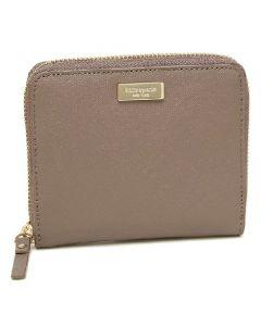Kate Spade Darci Laurel Way Leather Zip Around Medium Wallet - Dusk City Scape