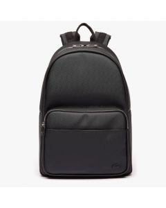 Lacoste Petit Piqué Classic Backpack - Black