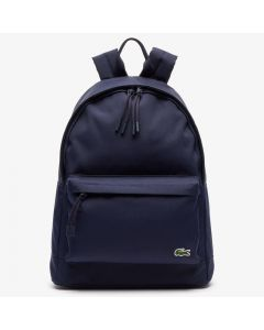 Lacoste Neocroc Classic Solid Backpack - Peacot