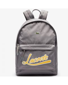 Lacoste Neocroc Fantaisie Backpack - Grey