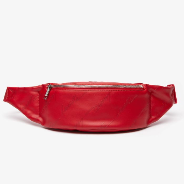 Lacoste Relive Collection Fanny Pack -  Tango Red