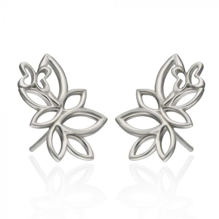 Tanya Moss Women's Paradise Studs- Sterling Silver