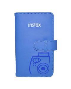 Fujifilm Instax Wallet Album - Cobalt Blue