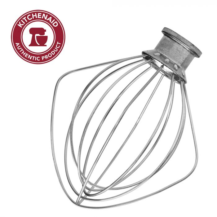 KitchenAid K45WW Wire Whip for Tilt-Head Stand Mixer - Stainless Steel