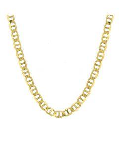 """14K Yellow Gold 20"""" Mariner Chain"""