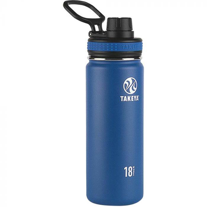 Takeya Tritan Sports Water Bottle with Spout Lid - Royal