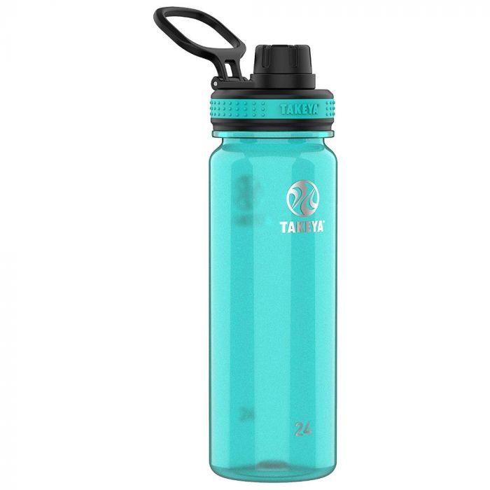 Takeya Tritan Sports Water Bottle with Spout Lid - Ocean