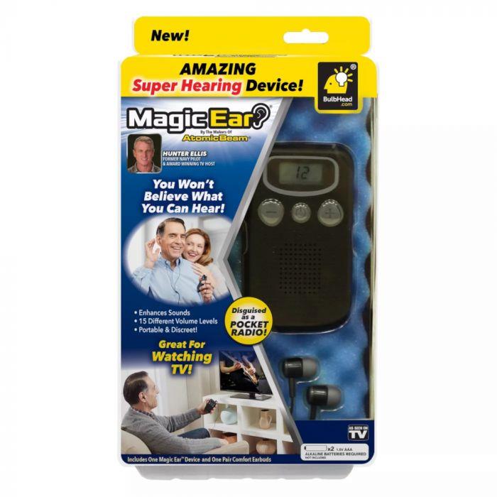 As Seen on TV Atomic Magic Ear Hearing Aid Device