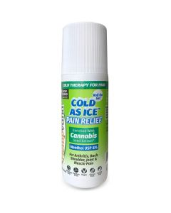 As Seen On TV Hempvana Cold As Ice Pain Relief