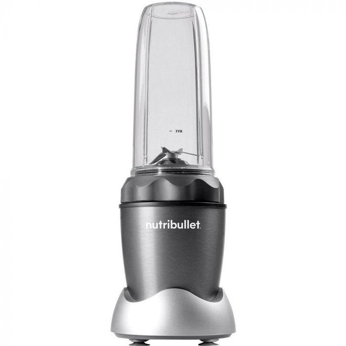 NutriBullet Pro 1000 Single Serve Blender 32 Oz. - Dark Gray/Light Gray Skirt