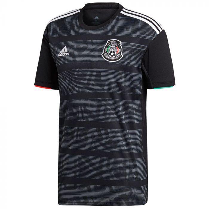 Adidas Men's Soccer Mexico Home Jersey- Small