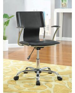 Coaster Modern Style Office Chair - Black