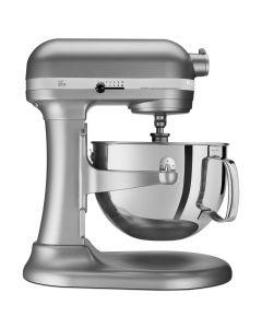 KitchenAid Professional 600 Series KP26M1XER Bowl-Lift Stand Mixer - 6 Quart - Silver