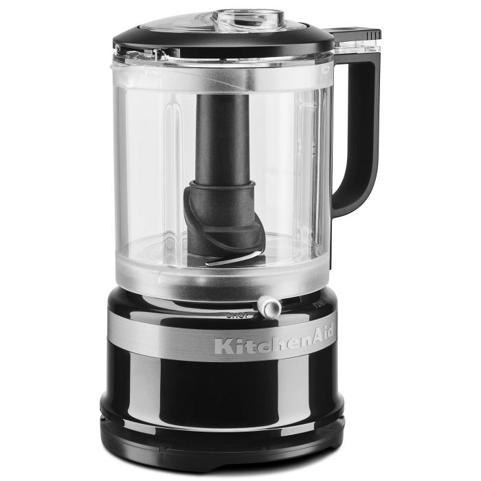 KitchenAid KFC0516OB 5 Cup whisking Accessory Food Chopper - Onyx Black