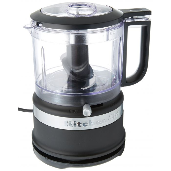 KitchenAid 3.5-Cup Food Chopper - medium - Matte Black