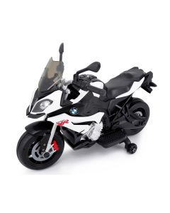 6V BMW S1000XR Motorcycle Ride On - White