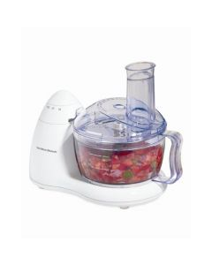 Hamilton Beach 70450 8-Cup Bowl Food Processor - White