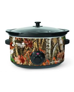 Open Country Sc-8017 Slow Cooker - 8 Quart - Woodland Birch Camo