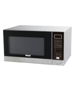 Rca Rmw1182 Microwave And Grill - 1.1 Cubic Feet - Stainless Steel