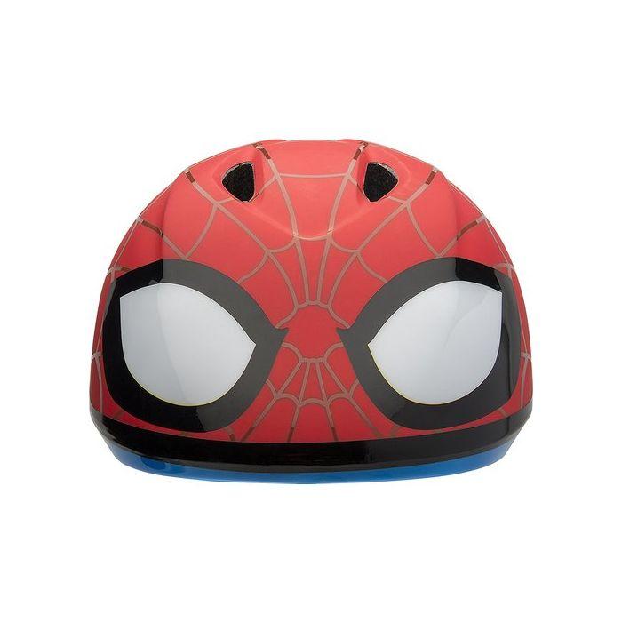 Bell Spider-Man Spidey Eyes Toddler Helmet - Red