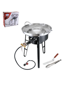 Alpine Cuisine-High Pressure Burner 5pc set