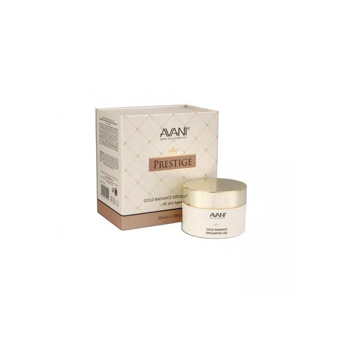 Avani Gold Radiance Exfoliating Gel