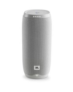 JBL Link 20 Voice-activated Portable Speaker- White