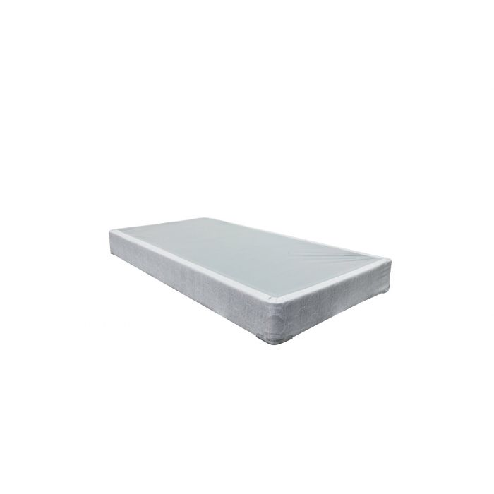 "Silver Rest Backsaver 7"" Foundation - Twin"