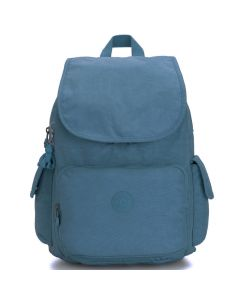 Kipling City Pack Medium Backpack - Mystic Blue