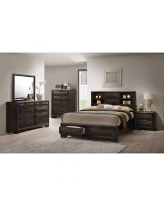 Brooke 6PC Queen Bedroom Set
