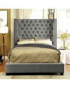Catalina Grey 6pc Cal King Bedroom Set
