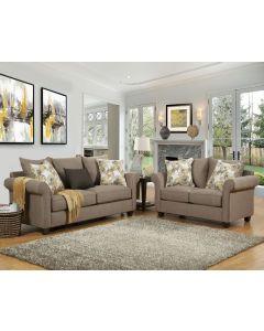 Celine 2PC Living Room Set