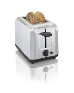 Hamilton Beach 22910 Brushed 2 Slice Toaster - Stainless Steel