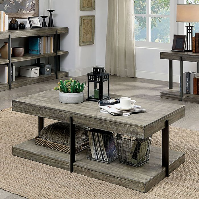 Tual Coffee Table