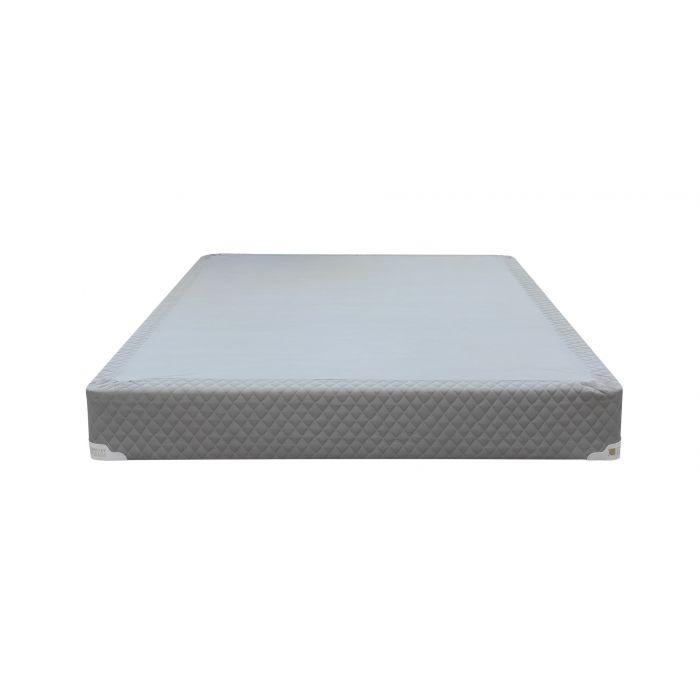 Comfort Bedding  Grey Hybrid 7 inch Foundation - Queen