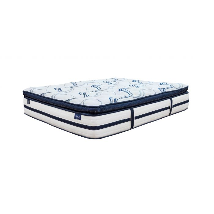 Comfort Bedding  iBed Pillow Top Luxury Mattress - Queen