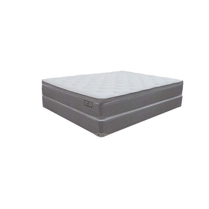 Comfort Bedding  Supreme Euro Top Mattress Set - Twin